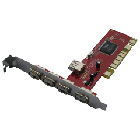 Vigor USB 2.0 VIA 4+1 Ports Controller PCI Card (SY-VIA-5UB)